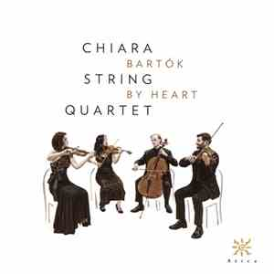 Chiara String Quartet - Bartók By Heart download free