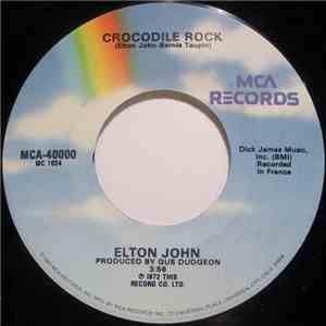 Elton John - Crocodile Rock download free