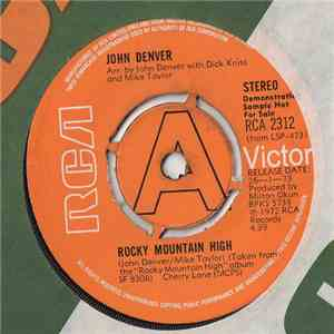 John Denver - Rocky Mountain High download free