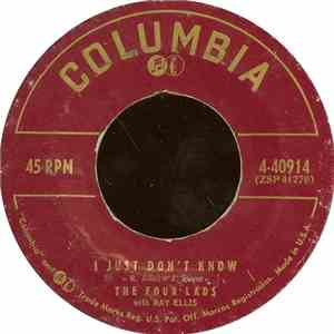 The Four Lads With Ray Ellis - I Just Don't Know / Golly download free