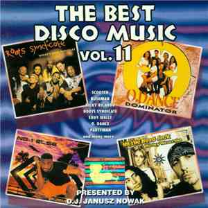 Various - The Best Disco Music Vol. 11 download free